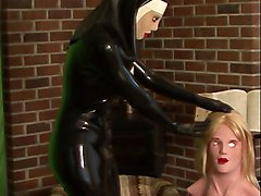 Rubber, Nun, Mask, Rubbers